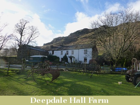 Deepdale Hall Farmhouse