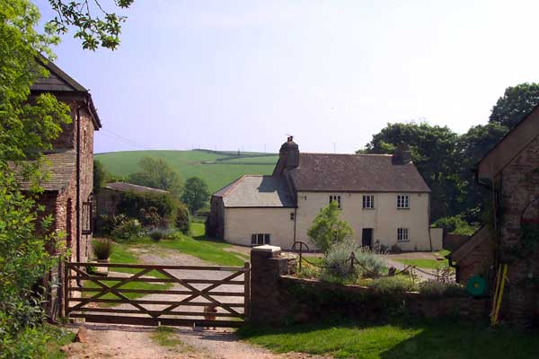 Lower Collaton Farm