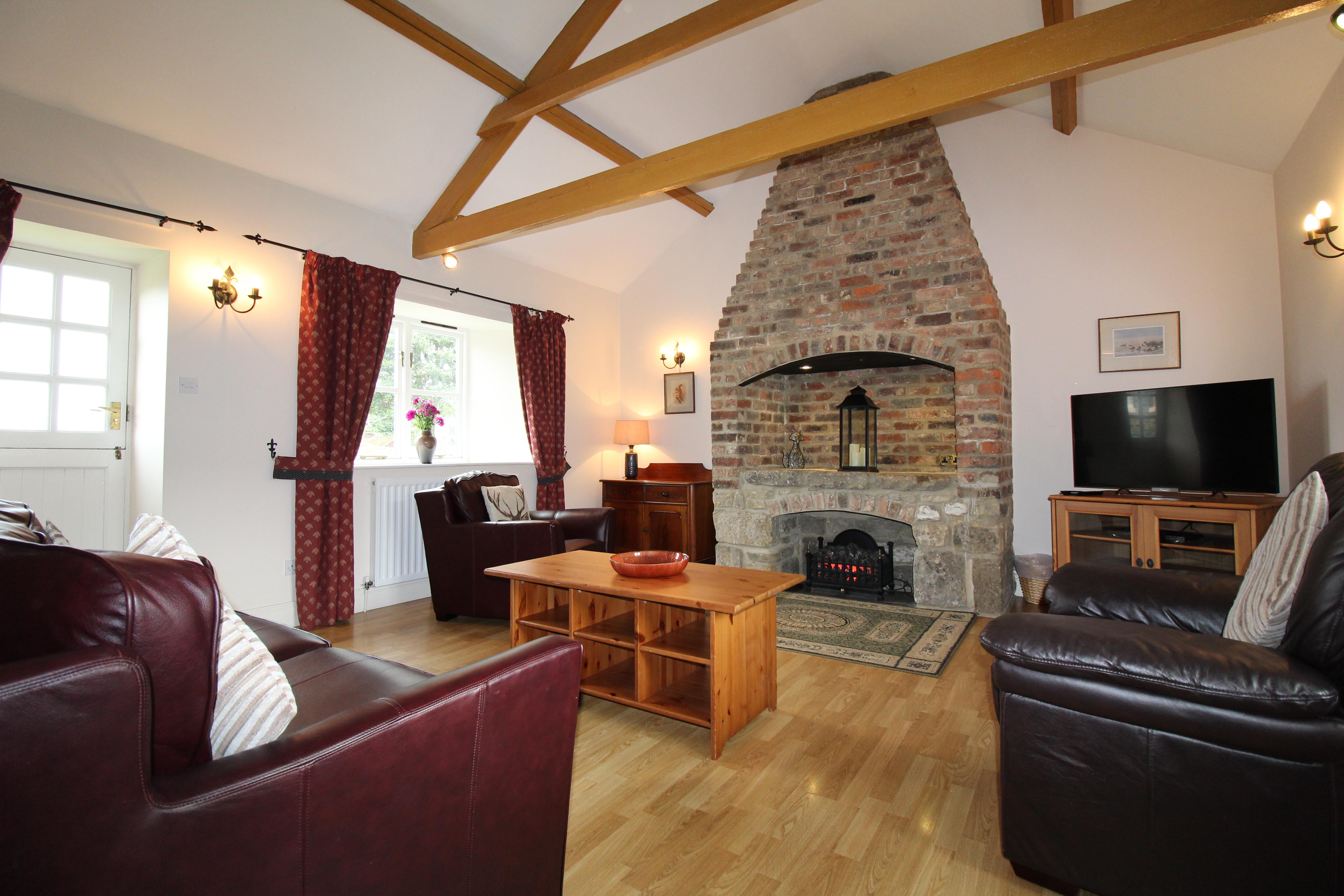 Burradon Farm Houses & Cottage