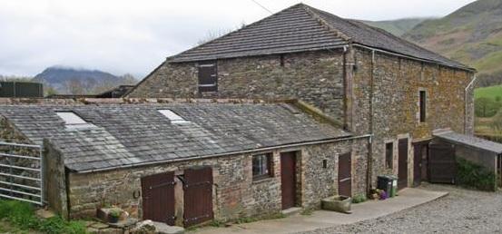 Bents Camping Barn