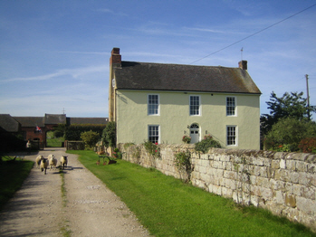 Mercaston Hall