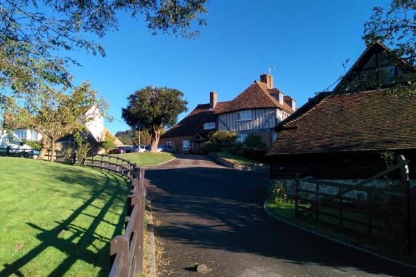 Bulltown Farmhouse