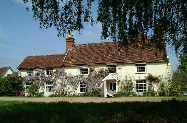 Baylham House Farm Annexe