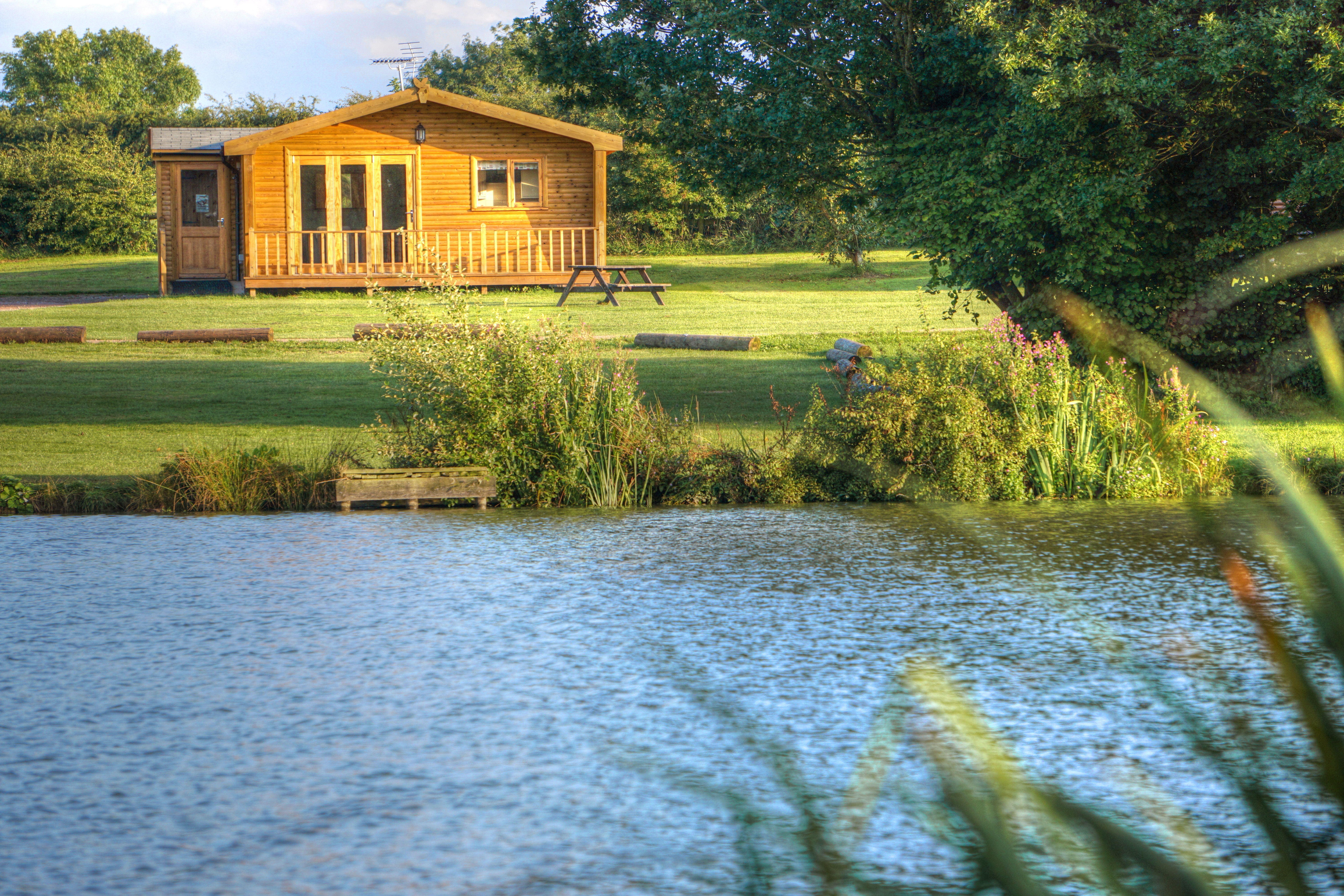 Brook Meadow Holiday Chalets