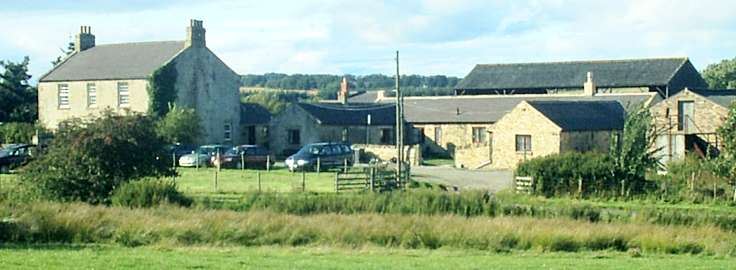 Derwent Grange Farm Cottages