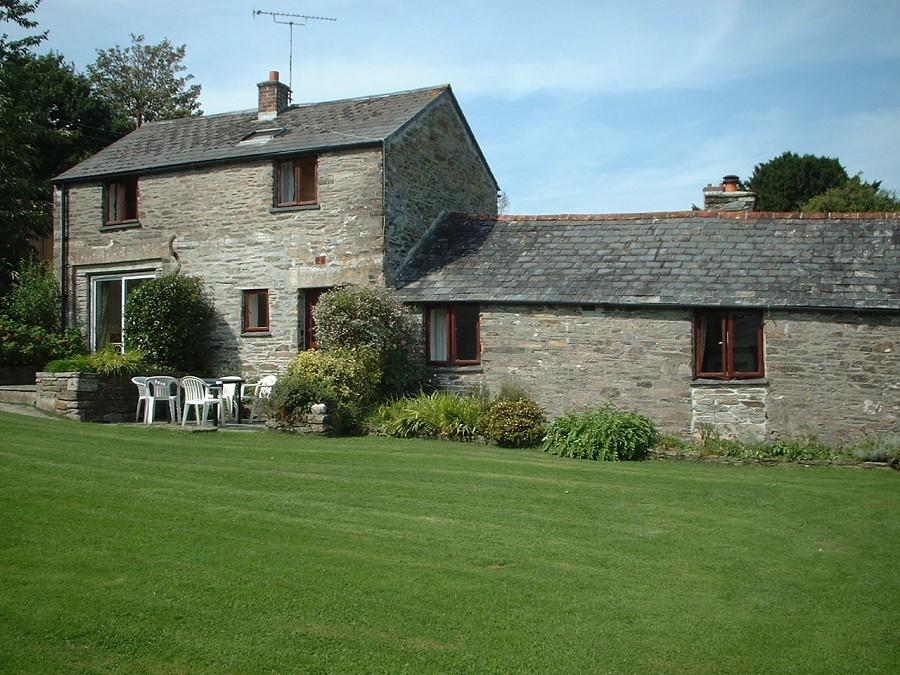 Lodge Barton Farm