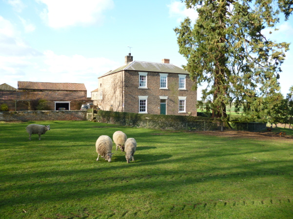 Cundall Lodge Farm