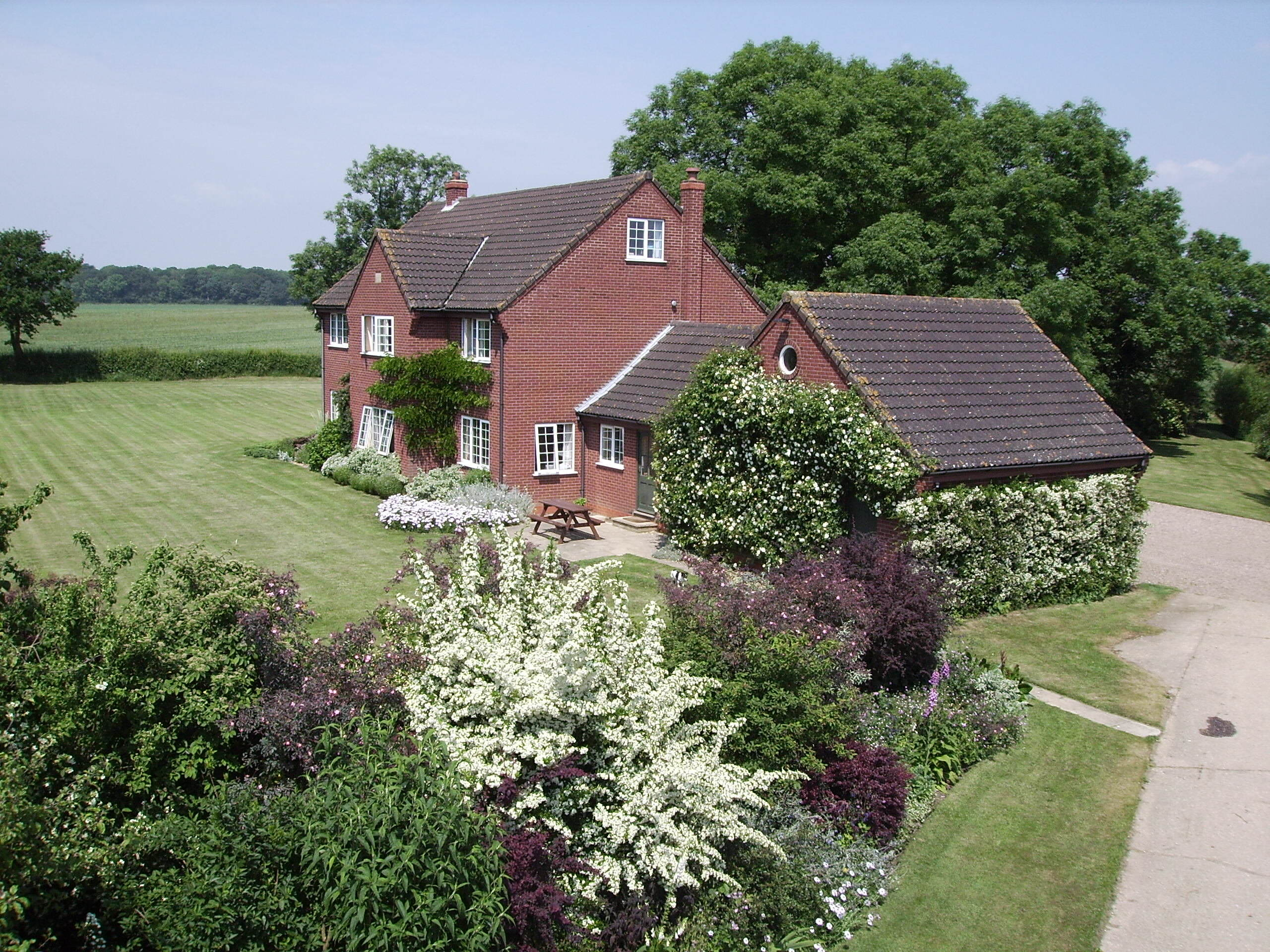 Rural holiday rentals country accommodation from farming uk for Greenfield farm