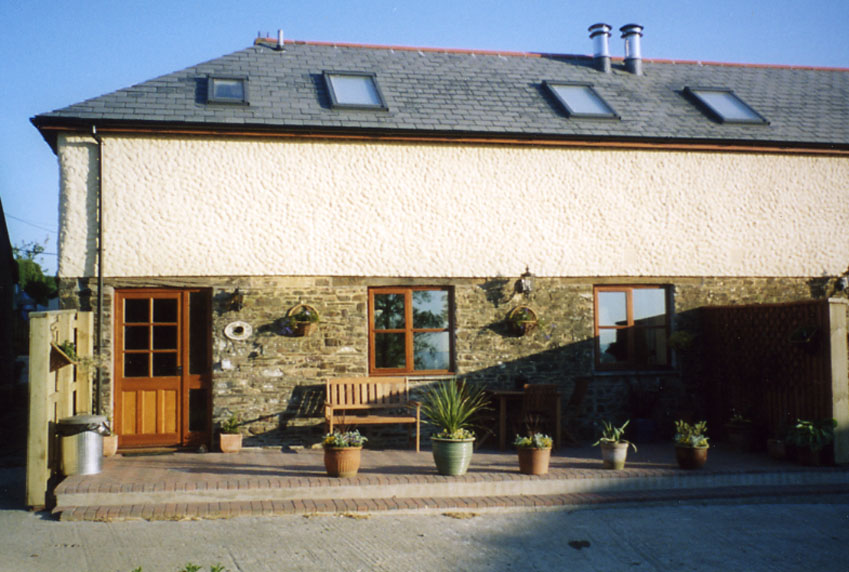 Frankaborough Farm Cottages