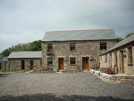 Higher Carthew Farm Holiday Barns