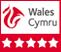 Wales Cymru 5 stars