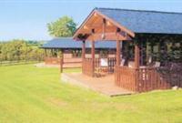 West Middlewick Farm Log Cabins