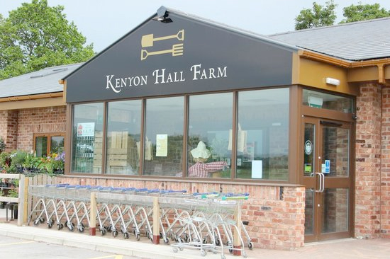 Kenyon Hall Farm Shop & Pyo