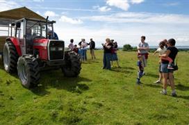 Cream O'Galloway Farm