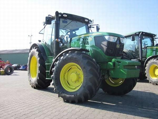 John Deere 6r Engine : John deere r series autopowr from farming uk