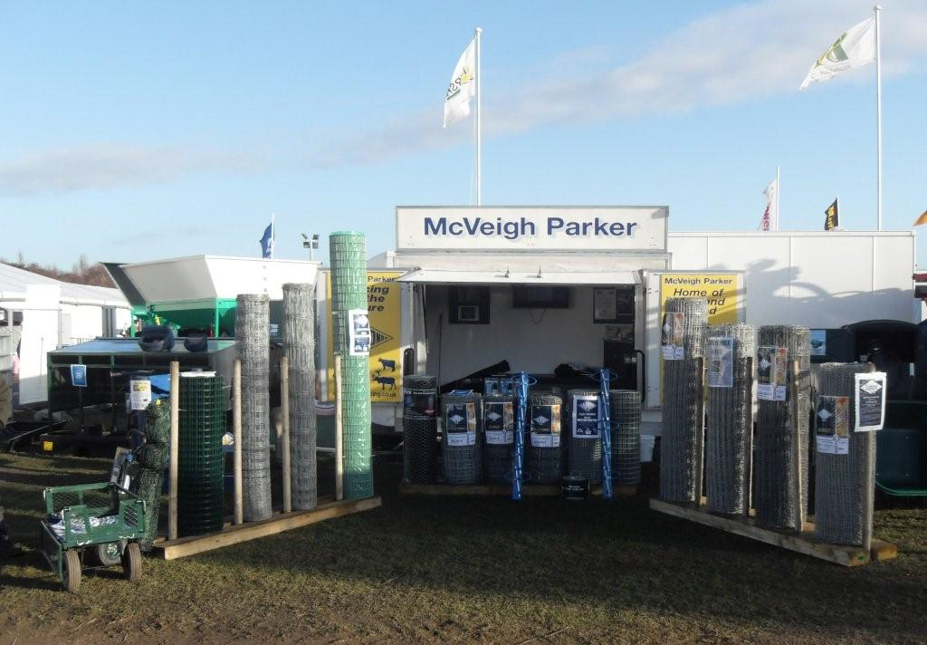 McVeigh Parker to Showcase X FENCE at LAMMA 2010