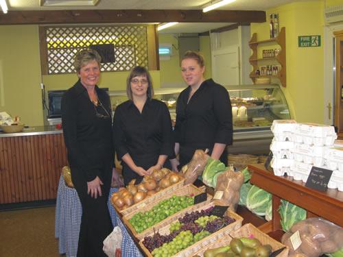 Stowey Court Farm Shop opens at Cricketer Farm