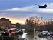 Foss Barrier flood defence, York
