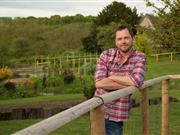Celebrity farmer, famous for being on screen with chef Jamie Oliver, will become the NFU Mutual's new small farms ambassador
