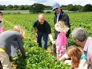Since its launch in 2006, Open Farm Sunday has seen more than 1.6 million people visit a farm
