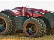 Leading tractor companies worldwide have already demonstrated master-slave or 'follow-me' unmanned autonomous tractors