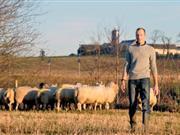 Girtridge Farm near Dundonald in Ayrshire, run by 27-year-old John Howie