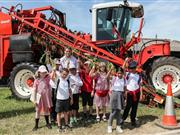 Farming education initiative which inspires thousands of schoolchildren given financial boost