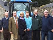 Tory MP organises meeting with Andrea Leadsom and farmers in West Sussex to talk policies