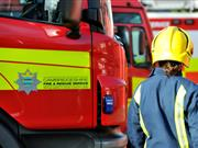 Arsonists start deliberate barn fire in Cambridgeshire