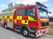 Lincolnshire farmer freed from tractor by firefighters