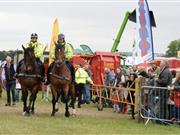 Northumberland County Show draws crowds amid tighter security