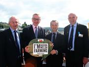 'Farmers should not be pigeon-holed in one area', NFU Cymru says to Gove