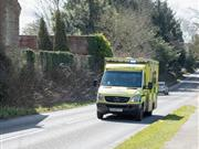 Man dies following accident involving tractor and trailer on farm
