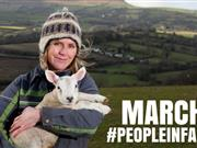 Social media celebrates thousands of #PeopleInFarming