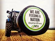 New bale stickers and gate banners highlight role of Welsh farming