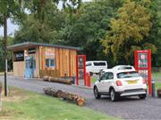 UK's first farm drive-thru opens to on-the-go consumers
