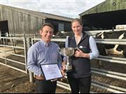 Oxfordshire farmer named Milkminder manager of the year