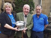 94-year-old 'shepherding legend' scoops prestigious award