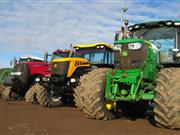 UK tractor registrations in 2018 highest figure in four years