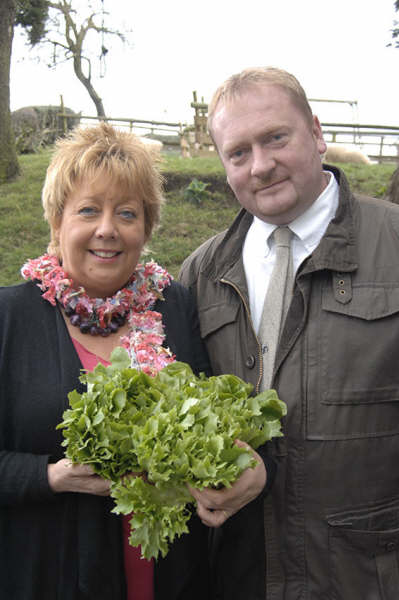 Wyre Forest inspire farmers and producers