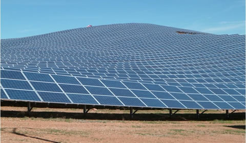 how to build a solar farm in canada