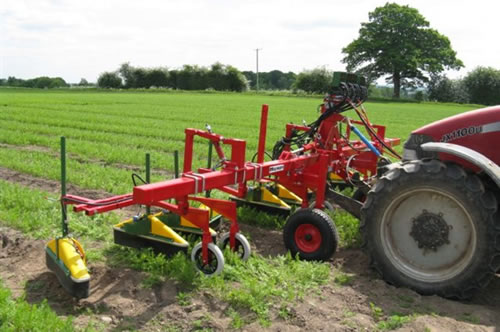 Selectivity In Weed Control For Row Crops Farming Uk News