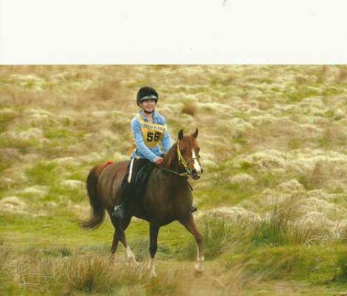 Katy Mellor Golden Horseshoe 2011