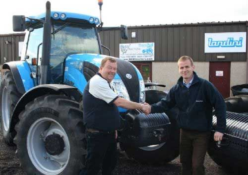 Promise Of Good Parts And Service Back Up For Landini