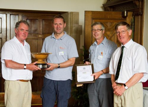 Anglia Woodfuels wins top forestry award