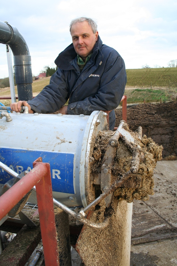 Separation is the answer to slurry storage, handling and utilisation issues on West Sussex dairy farm