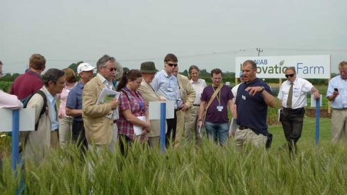 Funding secured for NIAB Innovation Farm