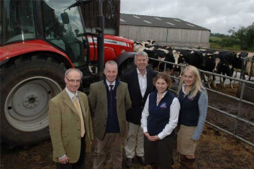 Midlands farmers receive expert support
