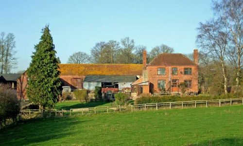 Two Worcestershire farms to be sold at auction