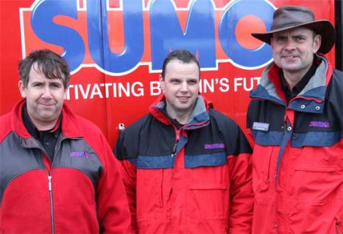 Specialisation suits Sumo's newest dealer
